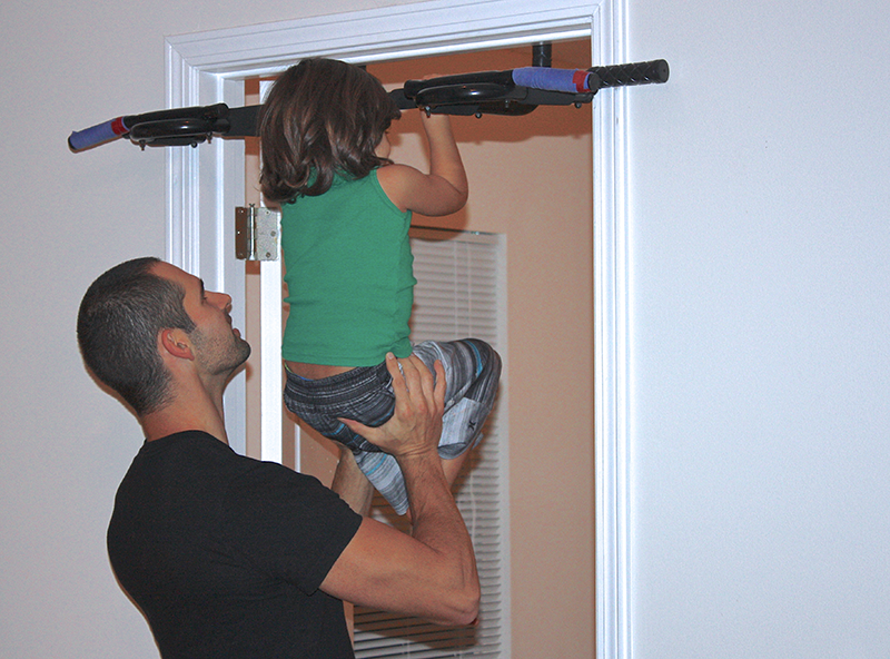 The 25 Second Workout (That You Can Do with Your Kids)