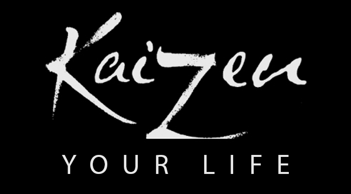 5 Steps to Kaizen Your Life