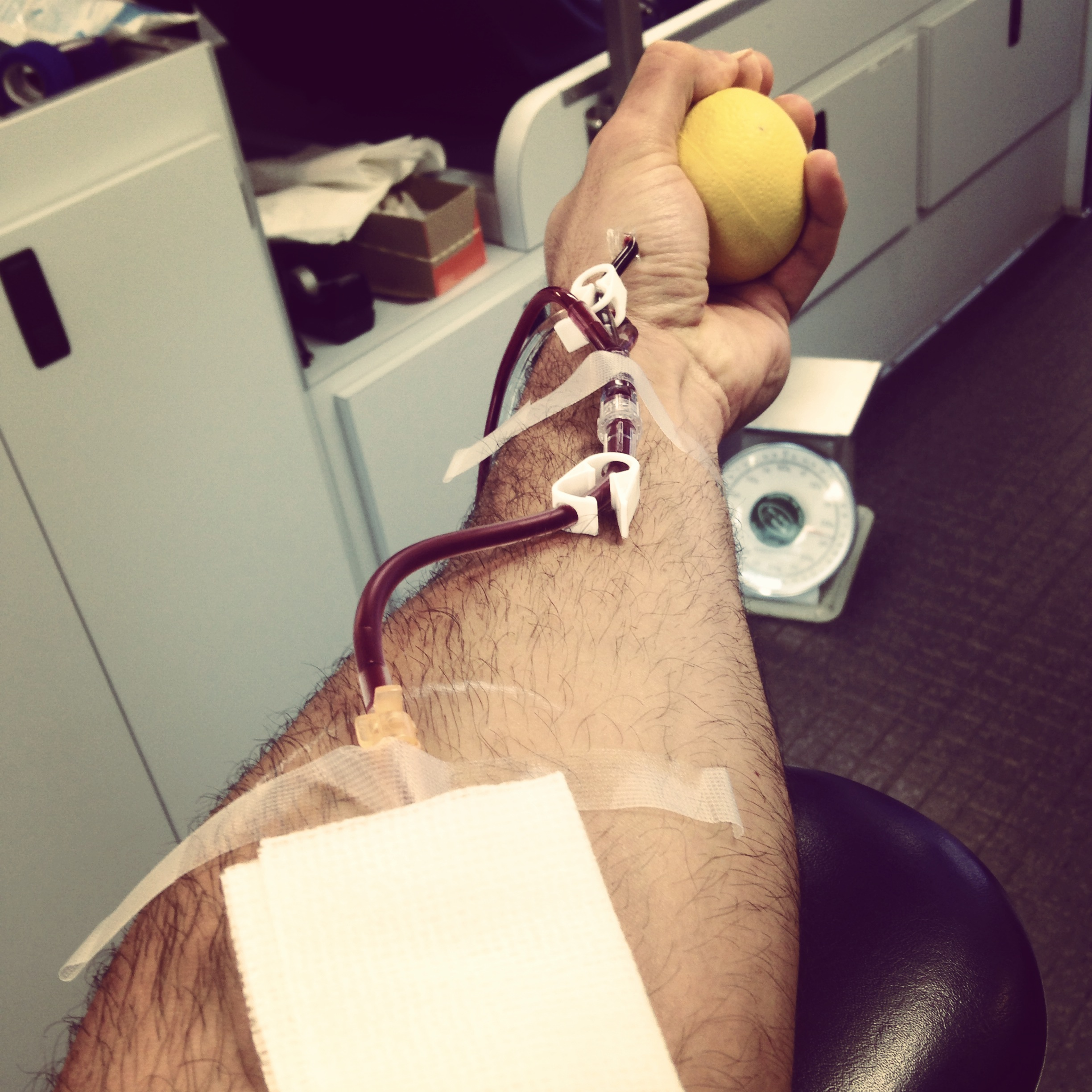 My Selfish Reason for Donating Blood